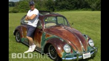 Volkswagen Beetle by Ewan McGregor
