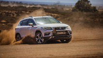 SEAT Ateca extreme conditions testing program detailed