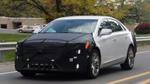 2018 Cadillac XTS spied in Michigan with revised front and rear