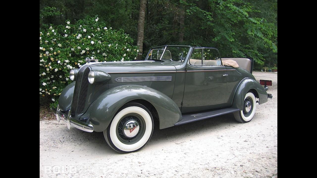 Pontiac Deluxe Eight Cabriolet