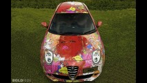 Alfa Romeo Louise Dear MiTo Art Car