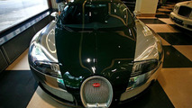 Bugatti Veyron Centenaire in London dealership