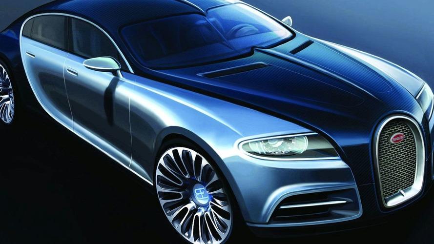 Bugatti Galibier headed for production - report