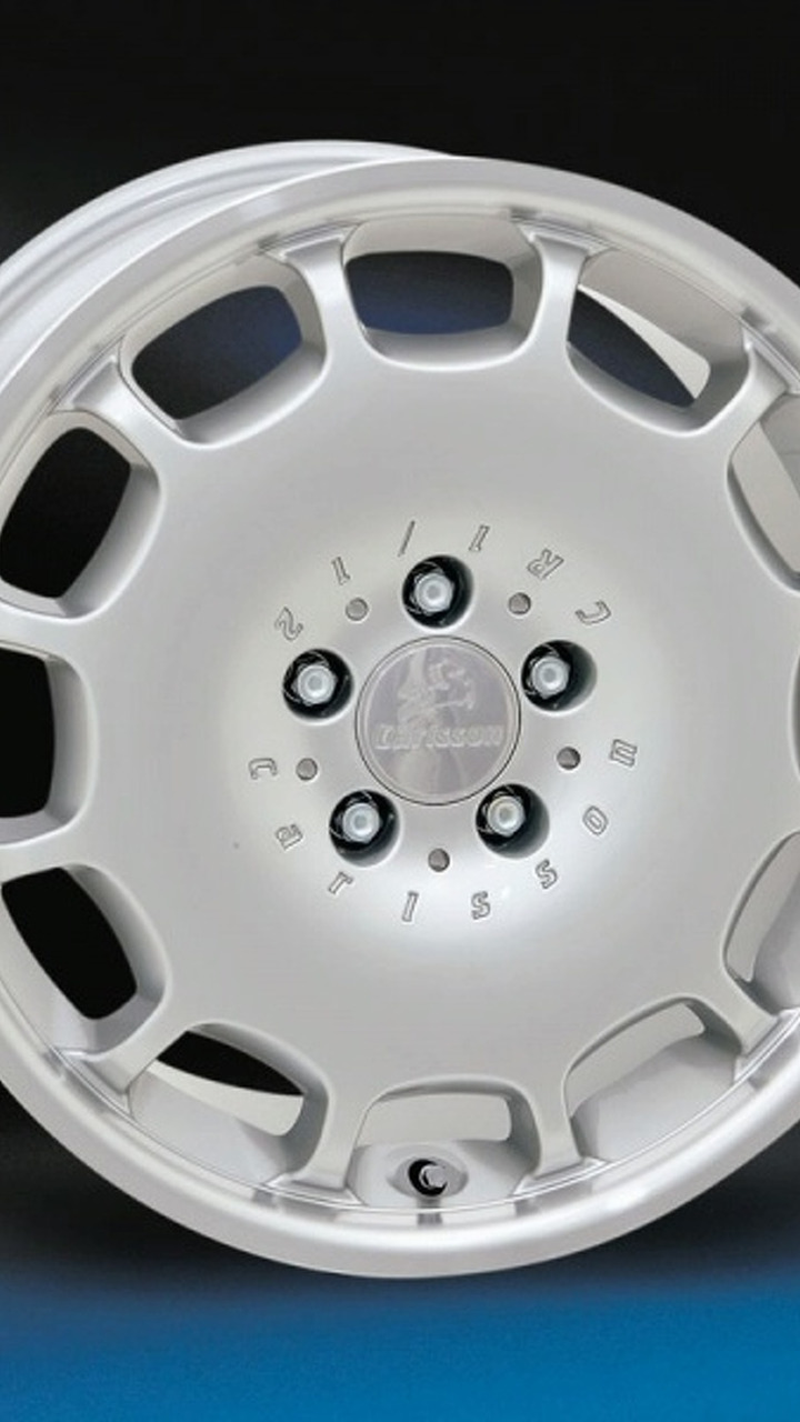 New Carlsson Wheel Design 1/12 BE