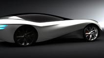Mikka Heikkinen, Bentley design rendering