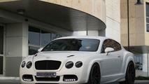 ONYX Bentley Continental Platinium GTO