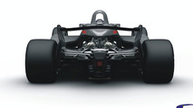 2012 IndyCar Race Car Design Proposals by Swift Engineering
