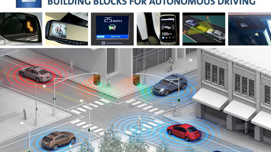GM anticipates self-driving cars by 2020