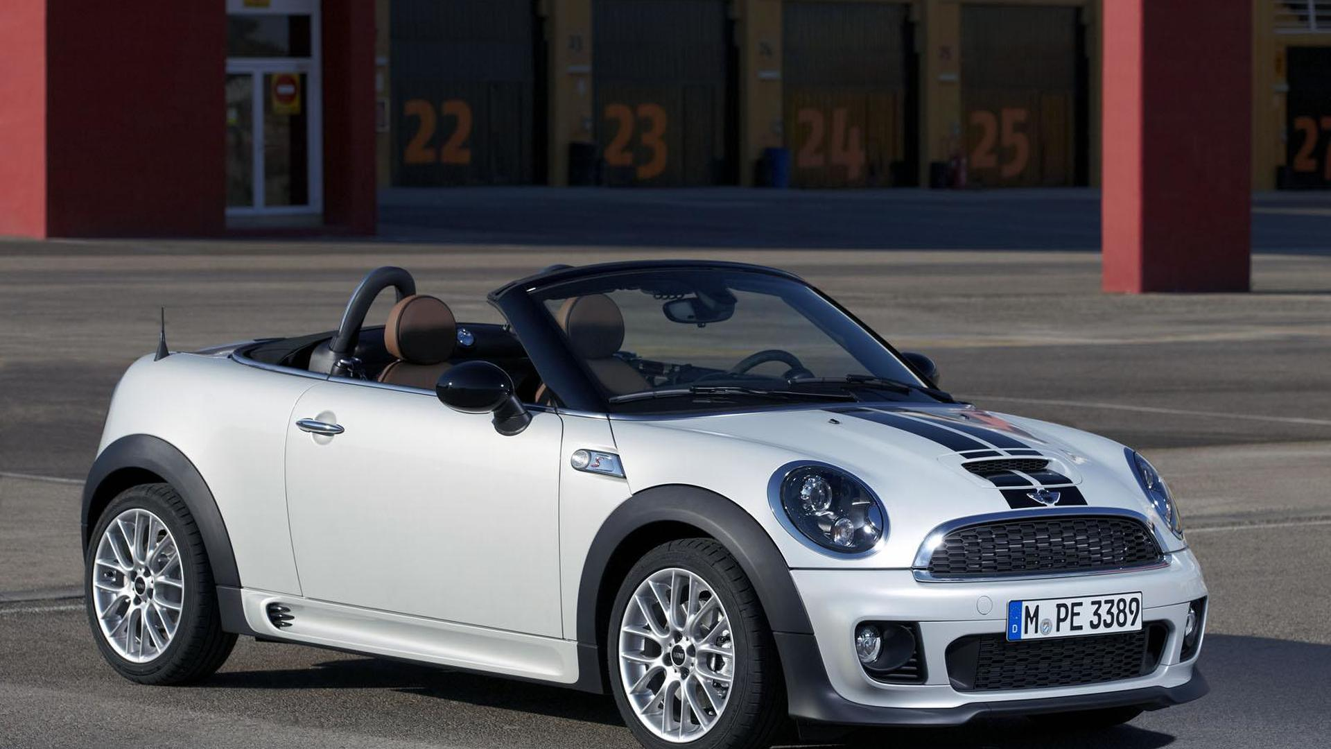 MINI Roadster Pricing Announced (US)