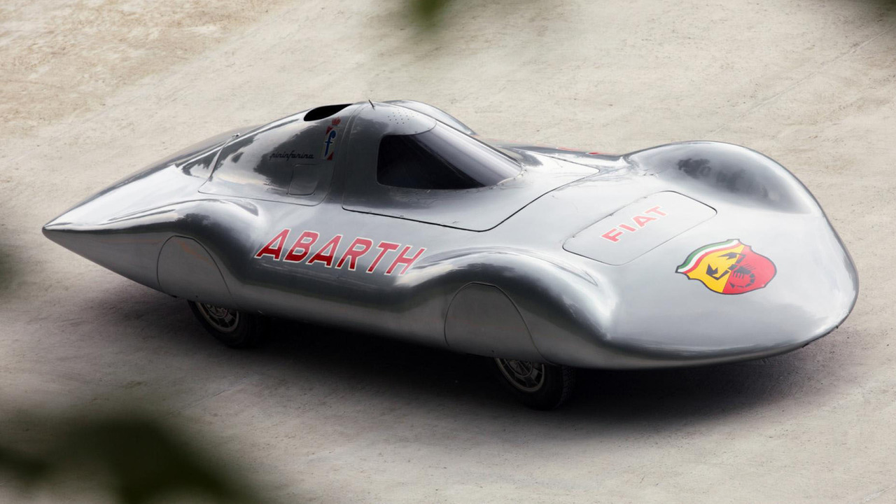1960 Abarth 1000 Bialbero Record Car La Principessa