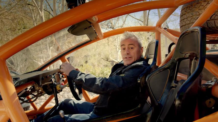 Top Gear teaser: Matt LeBlanc vs. Ariel Nomad