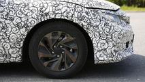 2017 Honda Civic Hatchback spy photo