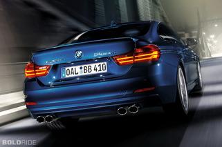 Alpina BMW B4 Bi-Turbo: The M4 Alternative