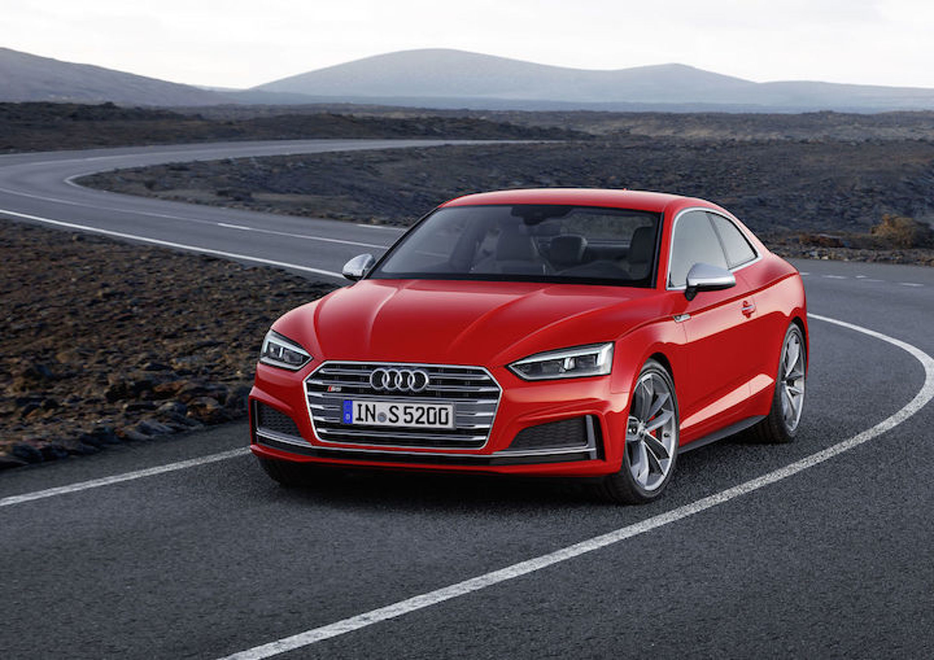 New Audi S5 Gets Just the Right Amount of Changes