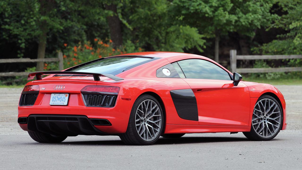 Audi r8 060 v10 plus 10