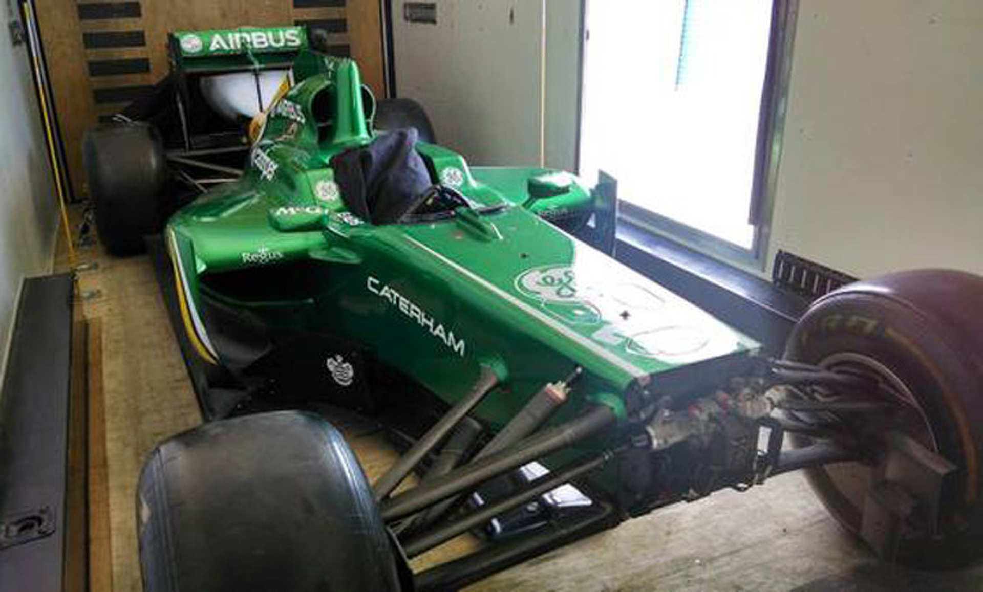 You Can Buy a Team Lotus Formula One Car on Craigslist Right Now