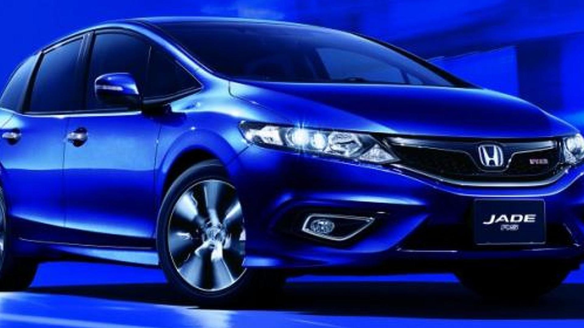 Honda Jade RS revealed with new 150 PS 1.5-liter turbo engine