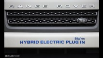 Land Rover Range e Concept