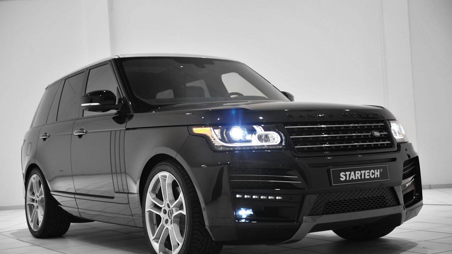 Startech Range Rover revealed for Geneva