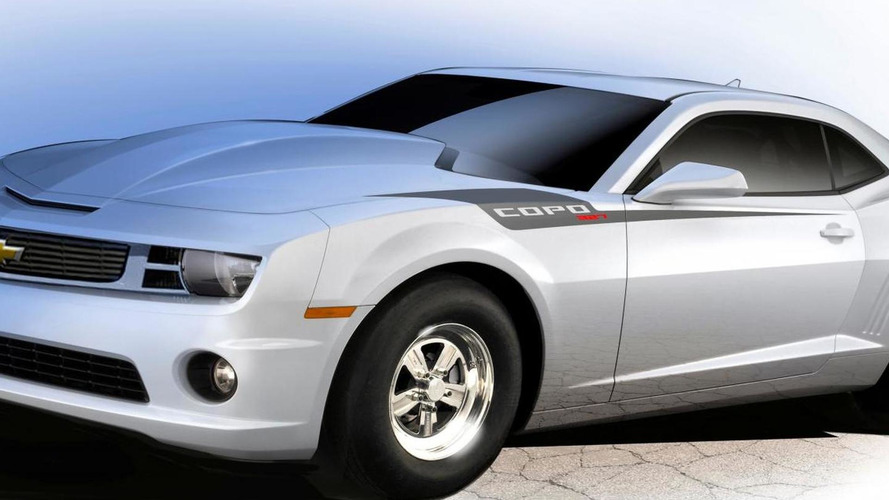 2013 Chevrolet COPO Camaro limited to 69 units, priced at 86,000 USD