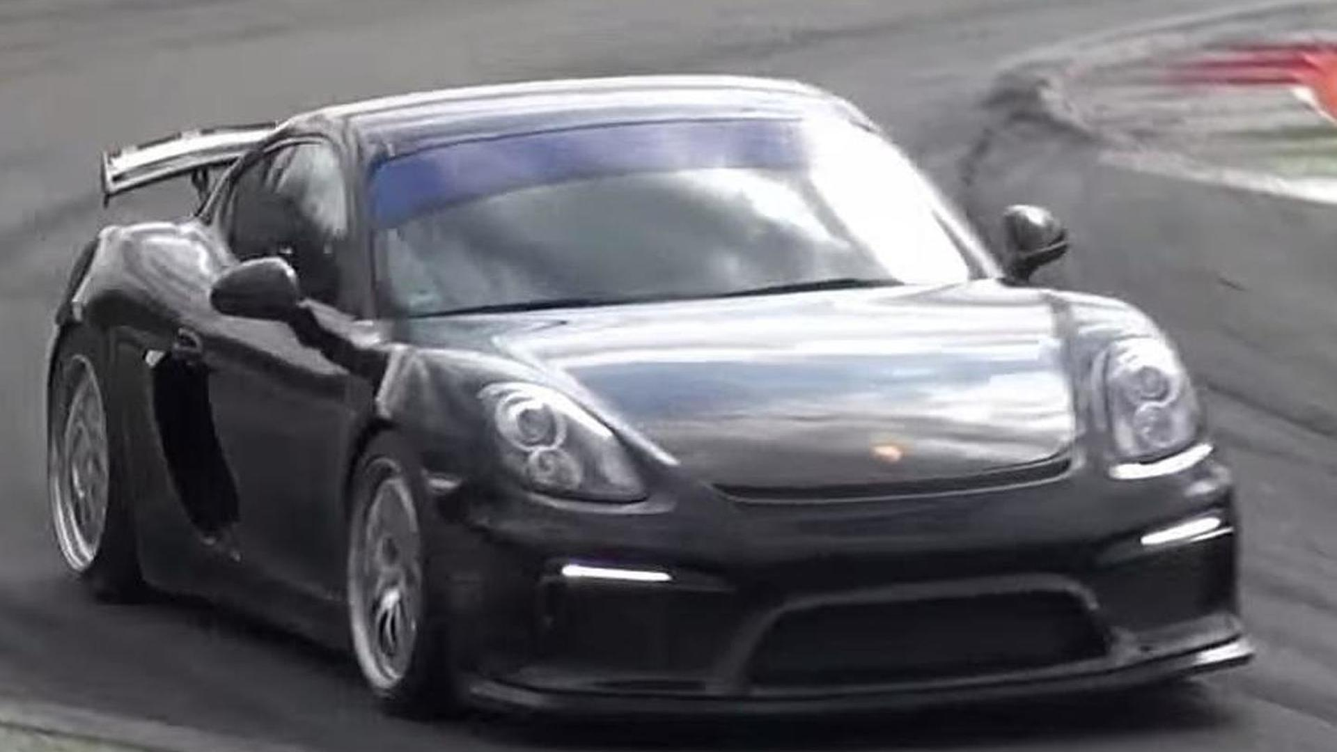 Porsche Cayman GT4 Clubsport will reportedly cost $165,000