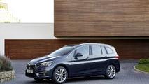 BMW 2-Series Gran Tourer officially unveiled