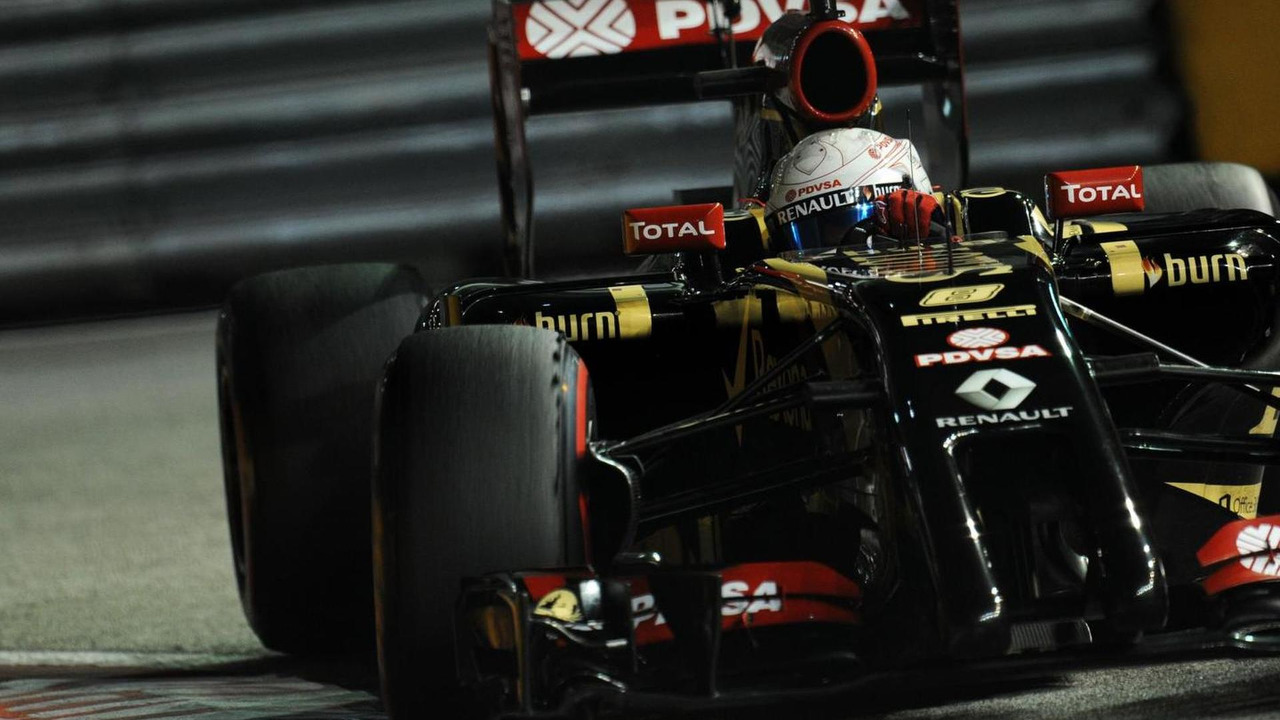 Romain Grosjean (FRA), 20.09.2014, Singapore Grand Prix / XPB