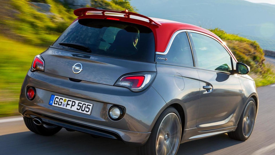 2015 Opel / Vauxhall Adam S packs 150 PS [video]