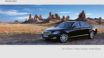 New Mercedes-Benz S Class Pricing Announced