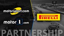 Pirelli World Challenge anuncia Motorsport como
