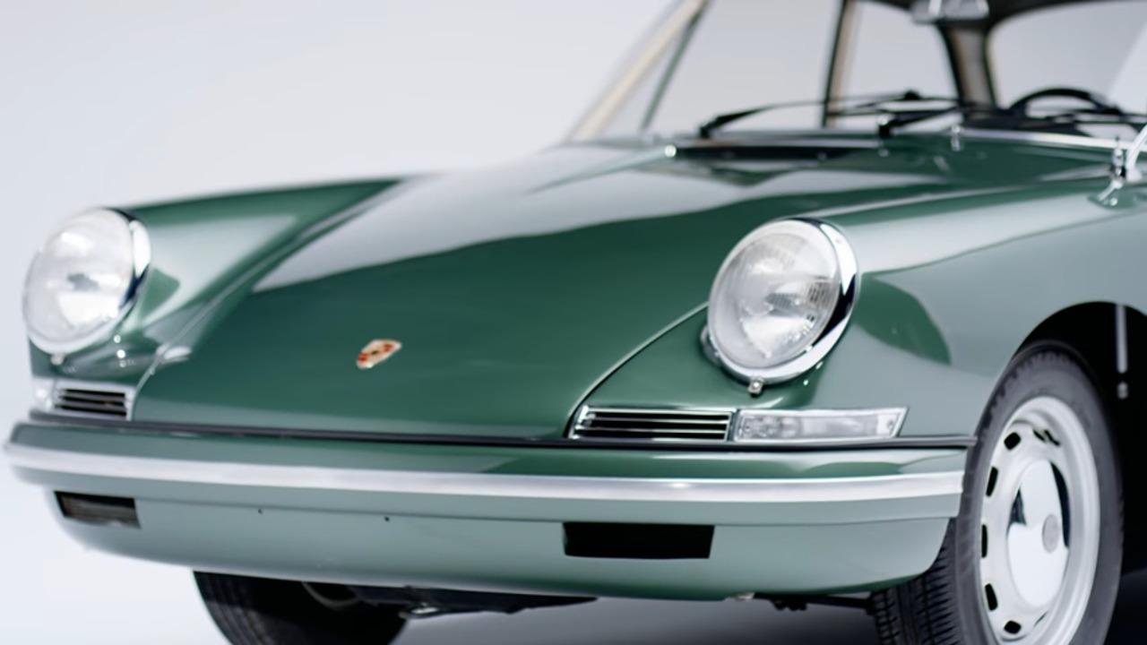Porsche top 5 design concepts