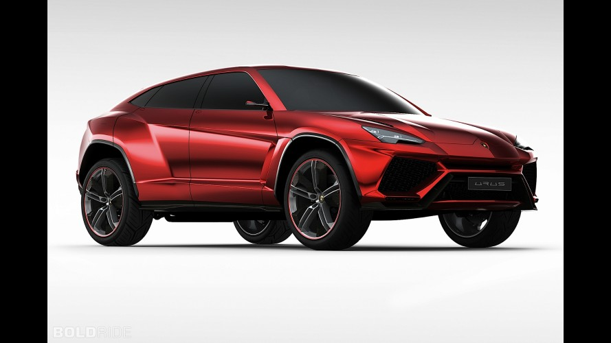Lamborghini Urus Concept