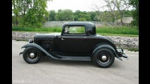 Ford Deluxe Three-Window Coupe