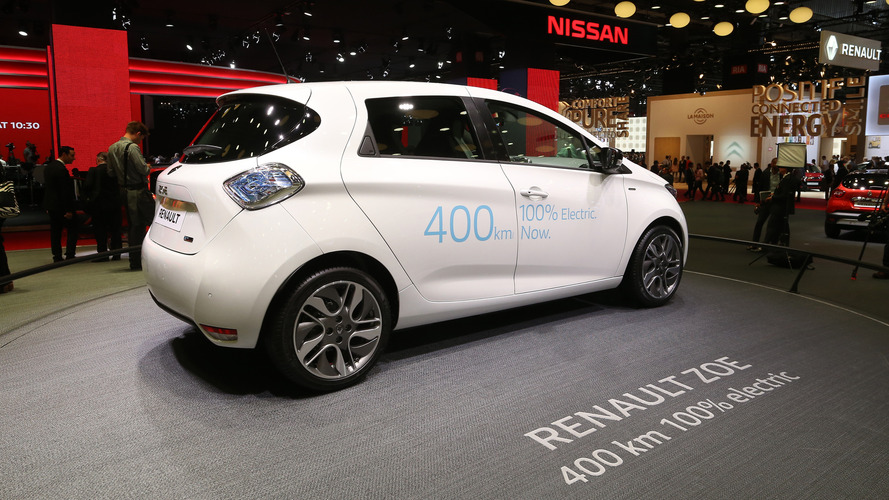 La France devient le premier parc de voitures électriques en Europe