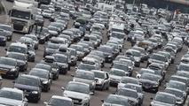 Le marché automobile européen en légère baisse en octobre