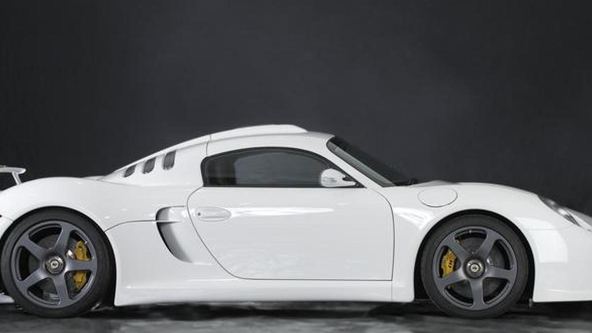 RUF CTR 3 receives third major upgrade