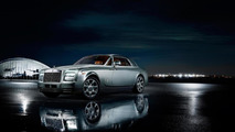 Rolls Royce Phantom Coupe Aviator Collection