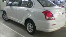 New Maruti Suzuki DZire spy photo