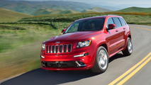 Jeep Grand Cherokee SRT8 European debut at Frankfurt