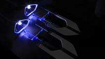 BMW Dynamic Light Spot and Laser Light technology