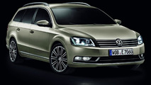 Volkswagen Passat Exclusive announced (DE)