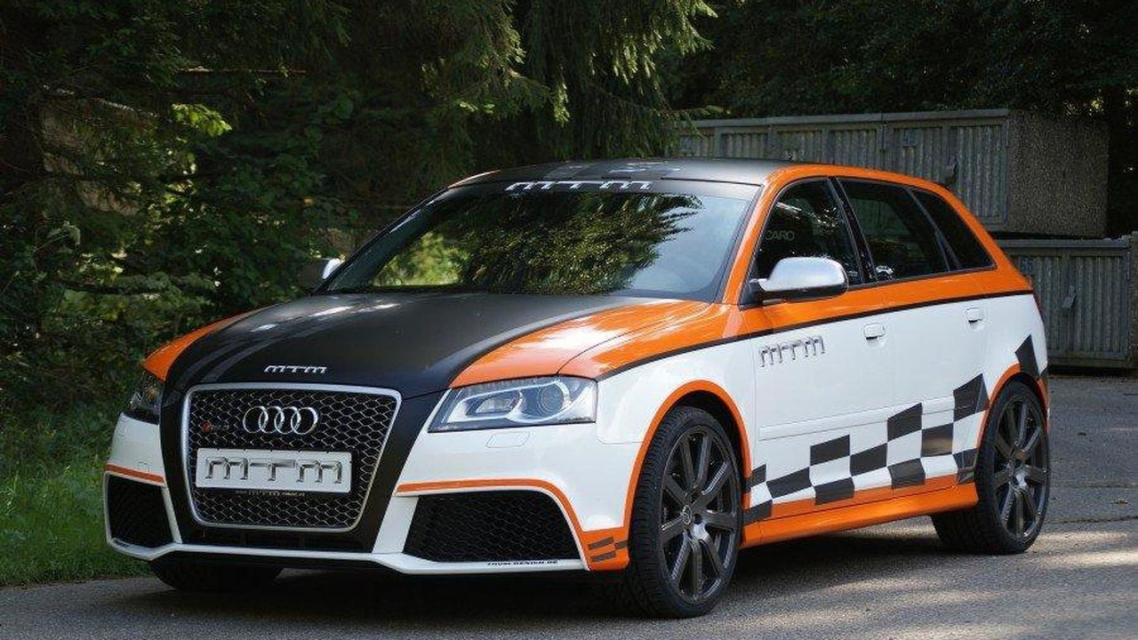 Audi RS3 tuned to 472 HP by MTM 06.10.2011