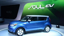 2015 Kia Soul EV live in Chicago