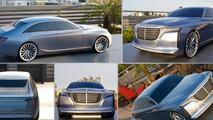 Mercedes-Benz U-Class envisioned as flagship model