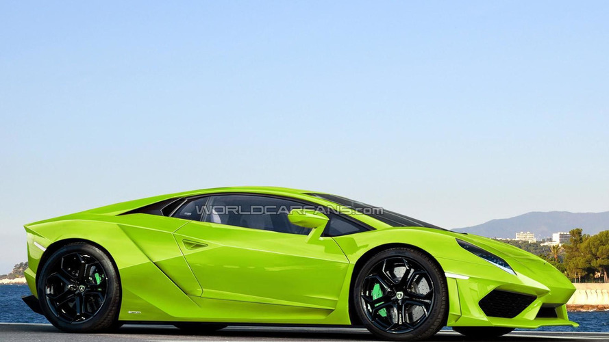 Lamborghini Cabrera and Cabrera Spyder rendered