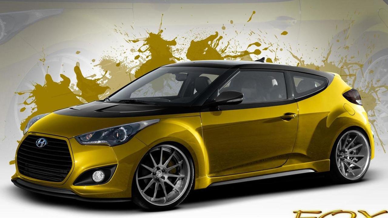 Fox Marketing Hyundai Veloster Turbo 23.10.2013