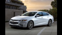 Chevrolet confirma novo Malibu Hybrid com consumo de até 20,4 km/l