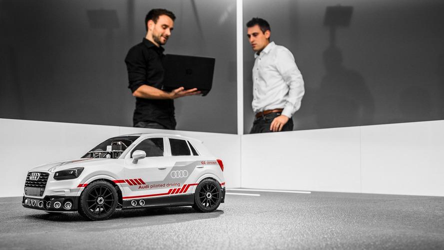 Audi fait un bond en avant concernant le stationnement intelligent automatisé