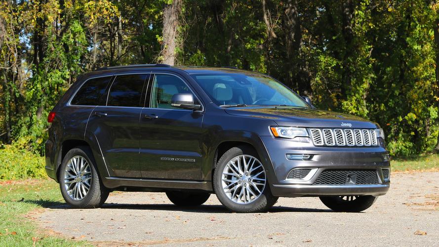 Jeep Grand Cherokee : bientôt plus de 700 ch sous le capot !