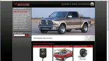 Leaked: 2009 Dodge Ram on Mopar site